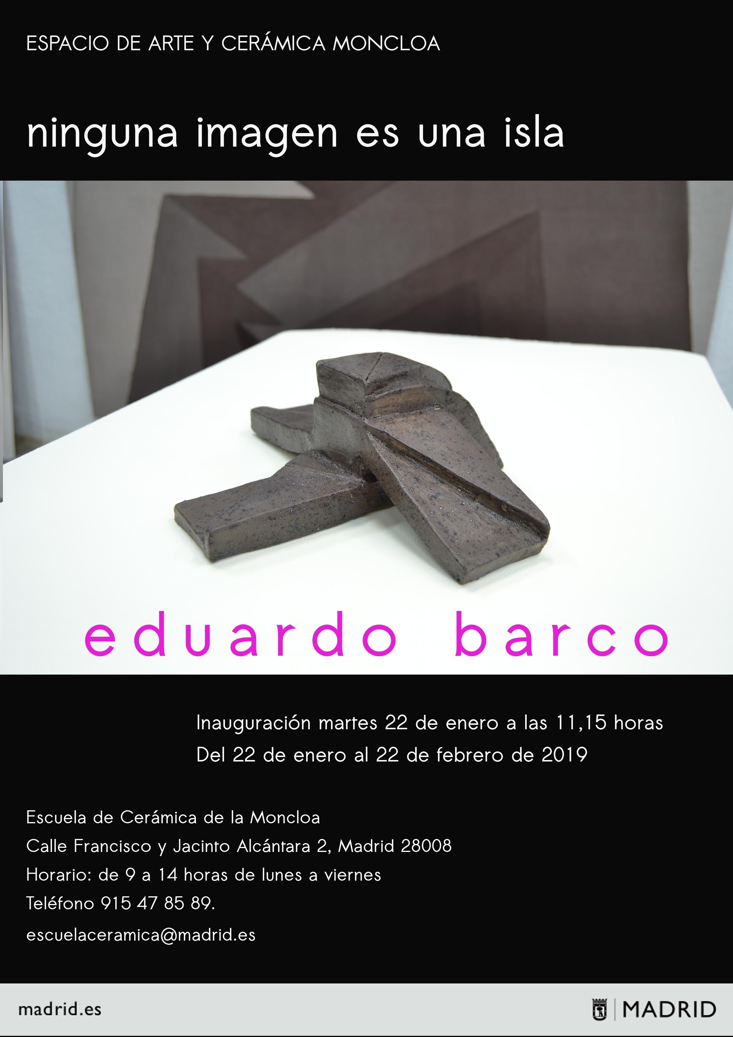 Exposición Escuela Cerámica