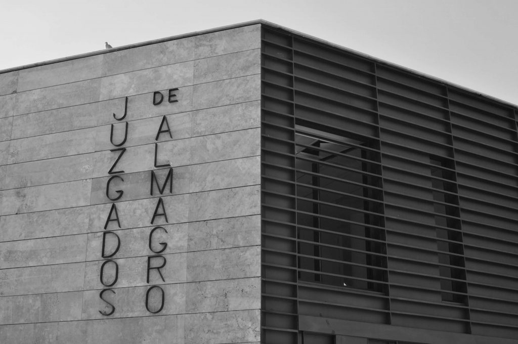 Eduardo Barco Juzgados de Almagro