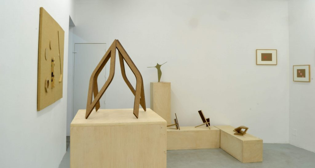 Eduardo Barco. Galería Magda Bellotti. Madrid. 2015