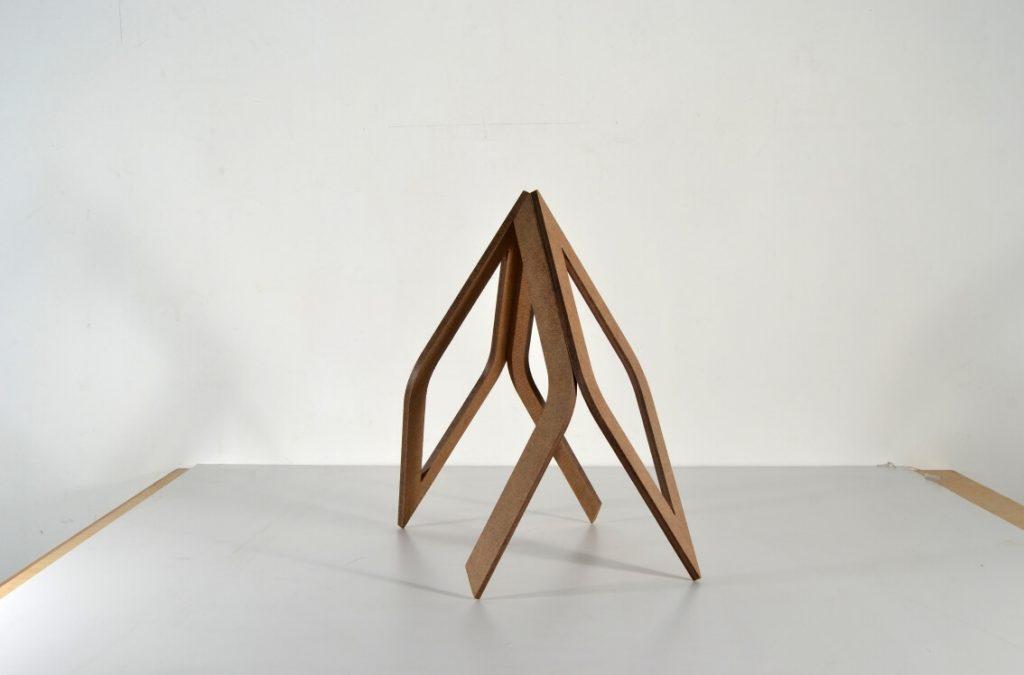 Eduardo Barco Escultura Pirámide