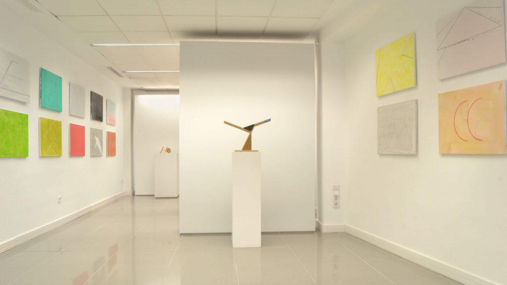 Eduardo Barco. Galería Tasman. Madrid. 2017