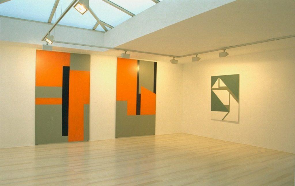 Eduardo Barco. Galería Alfredo Viñas. Málaga. 2008