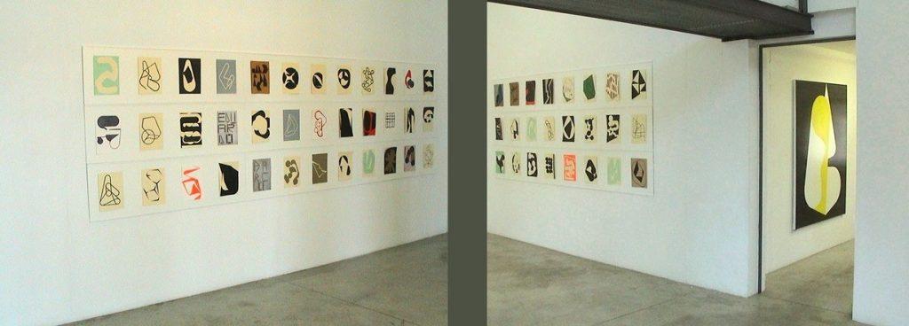 Eduardo Barco. Galeria María Llanos. 2009