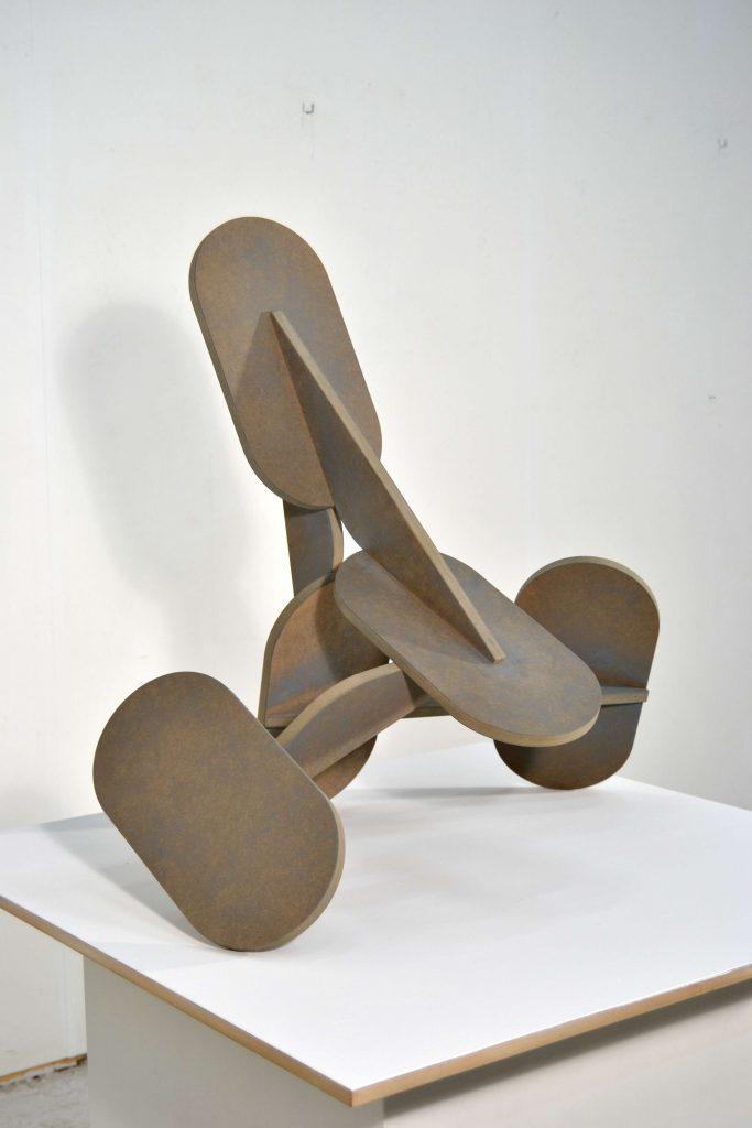 Eduardo Barco Escultura Madera 5