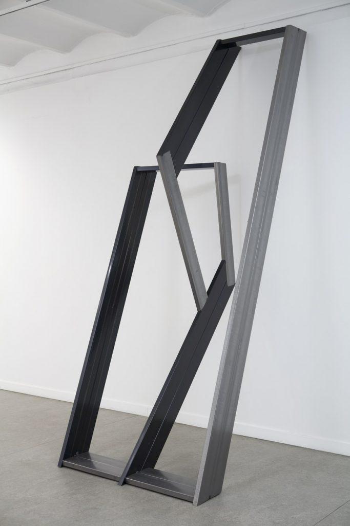Eduardo Barco Escultura Metal 2