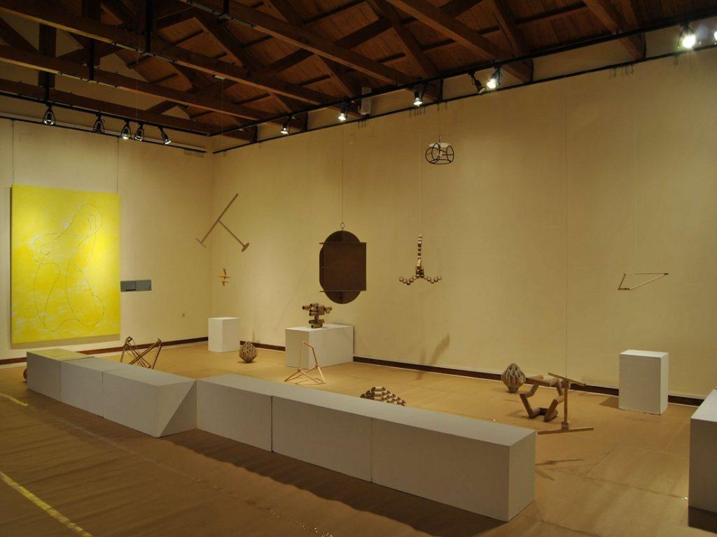Eduardo Barco. Museo Villaseñor. Ciudad Real. 2013
