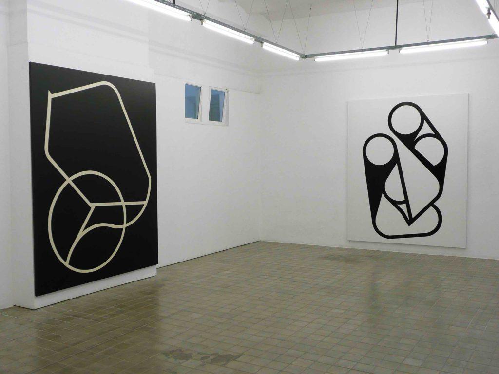 Eduardo Barco. Galería Sandunga. Granada. 2012