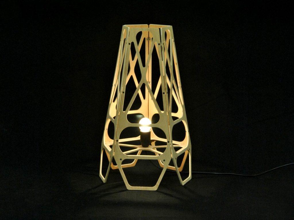 Lámpara Ob lisk Eduardo-Barco
