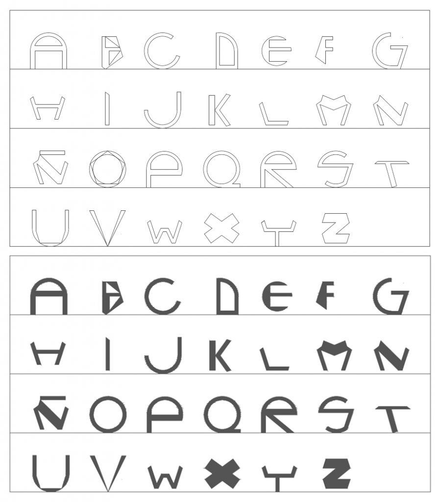 eduardo barco tipografía
