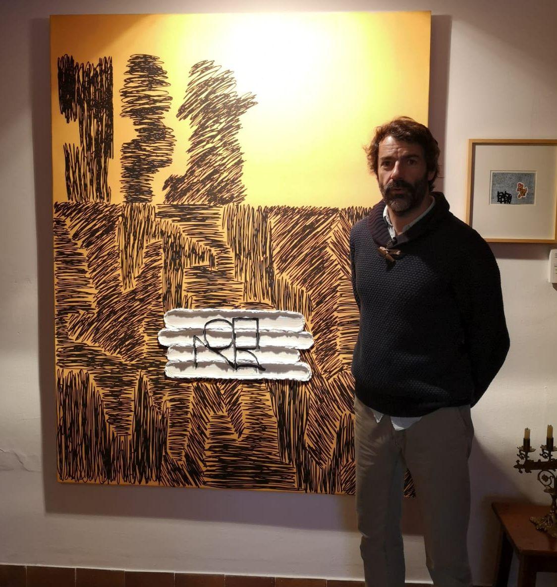 Eduardo Barco Colección Mer Museo Esteban Vicente